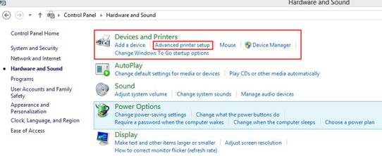 How to Connect to a Network Printer - Windows 8/8 1 — SI/ITS